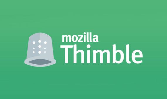 Thimble – łatwa nauka CSS iHTML