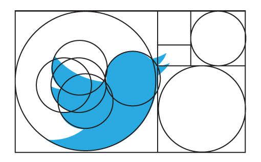 twitter logo struktura