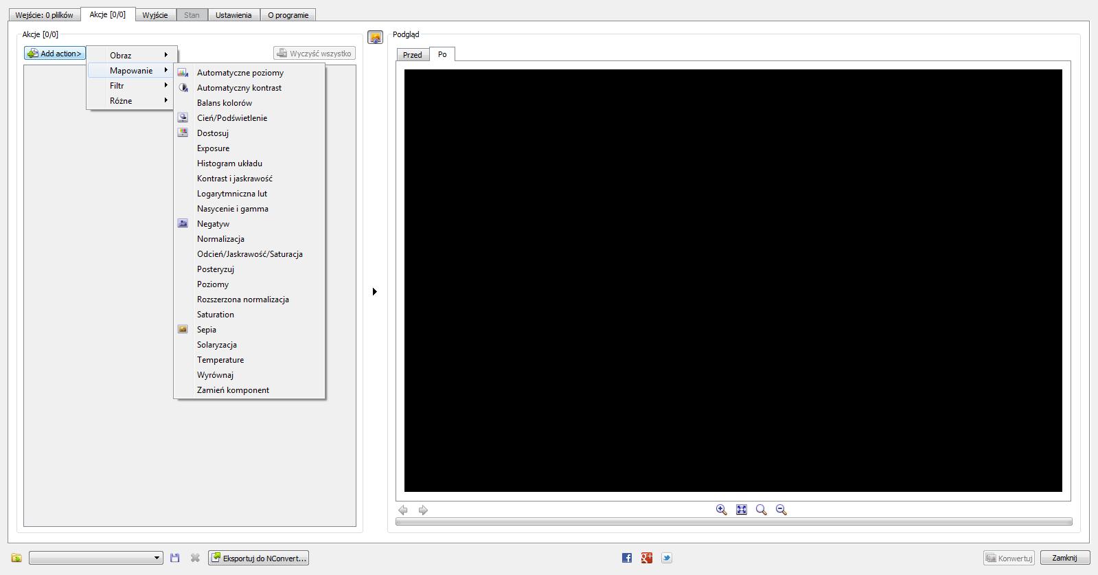 XnConvert – program do edycji i zmniejszania zdjęć Jak zmniejszyć rozmiar zdjęcia