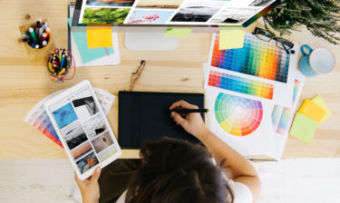 Ty też możesz projektować! Jak nauczyć się podstaw grafiki?