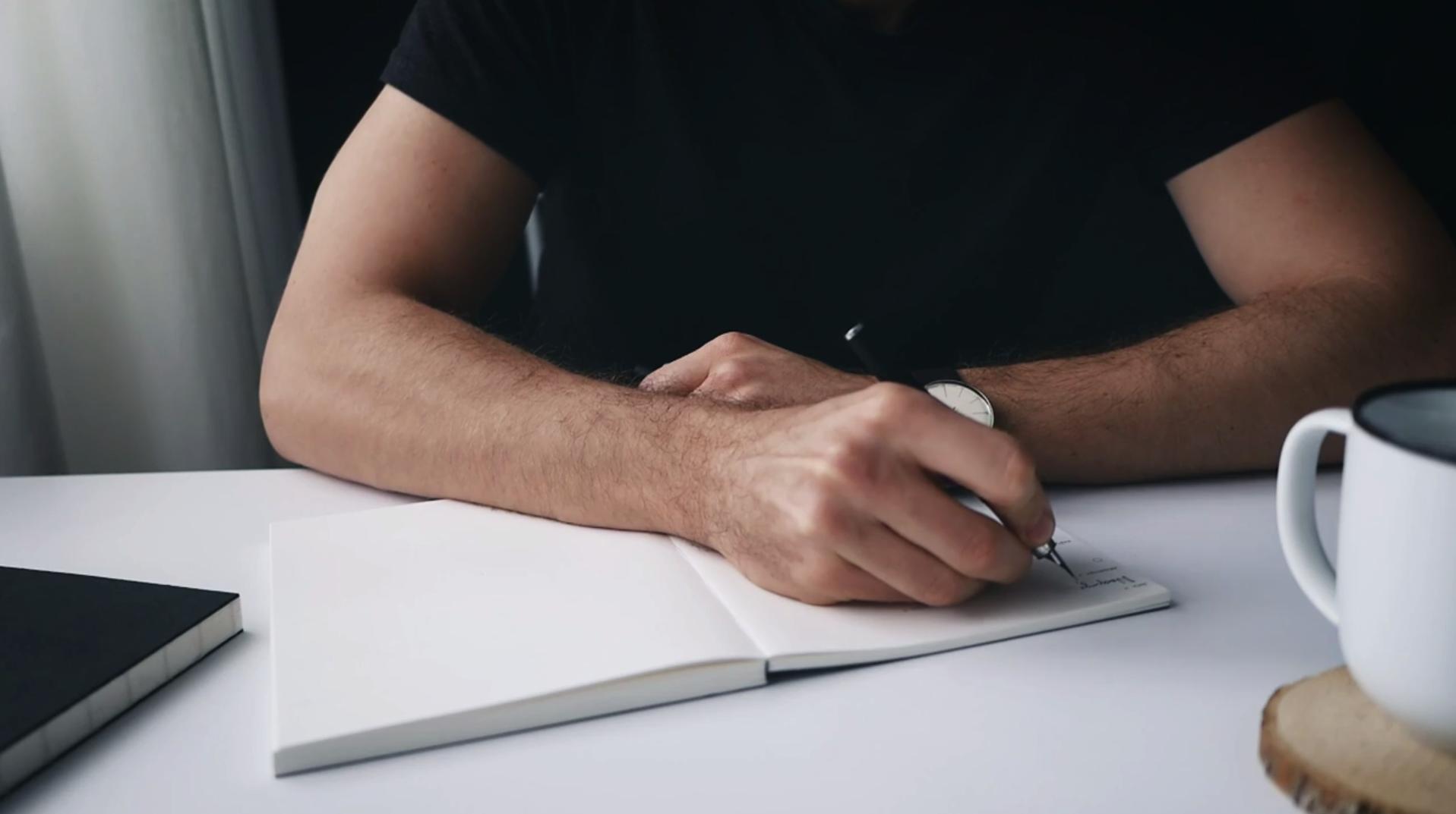 od czego zacząć pisanie dziennika jak pisać dziennik