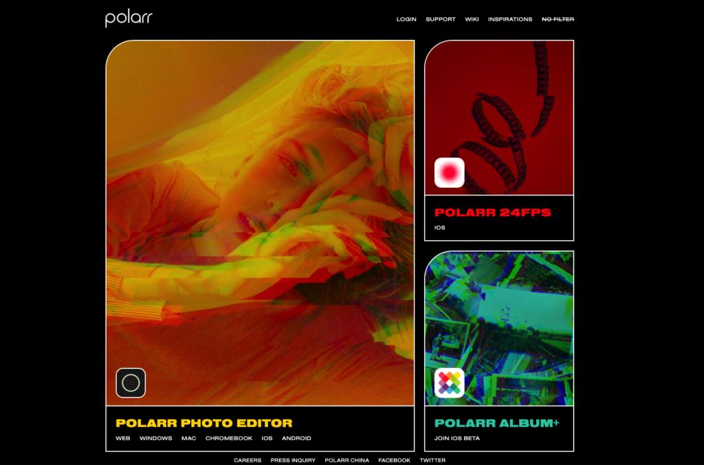 Pollar darmowy edytor zdjęć
