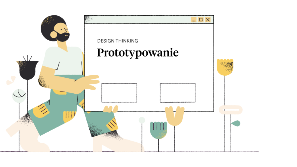 Design Thinking prototypowanie proces