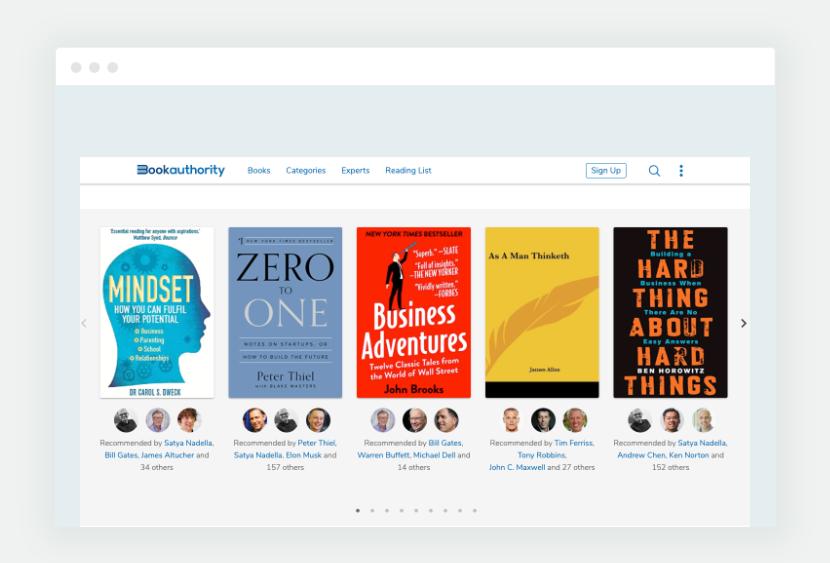 Dobre książki biznesowe – Book Authority