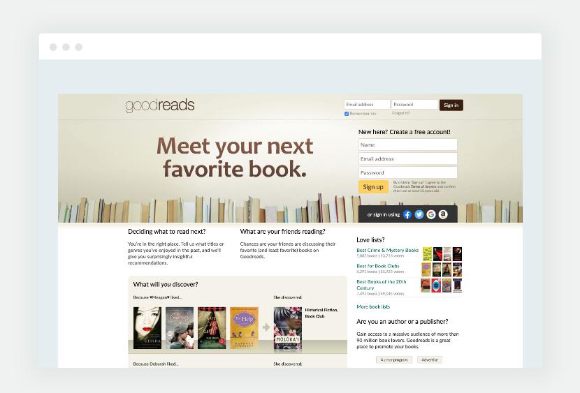 Najlepsze książki – światowa społecznościówka Goodreads