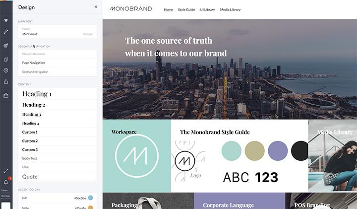 budowanie marki – własny brandbook