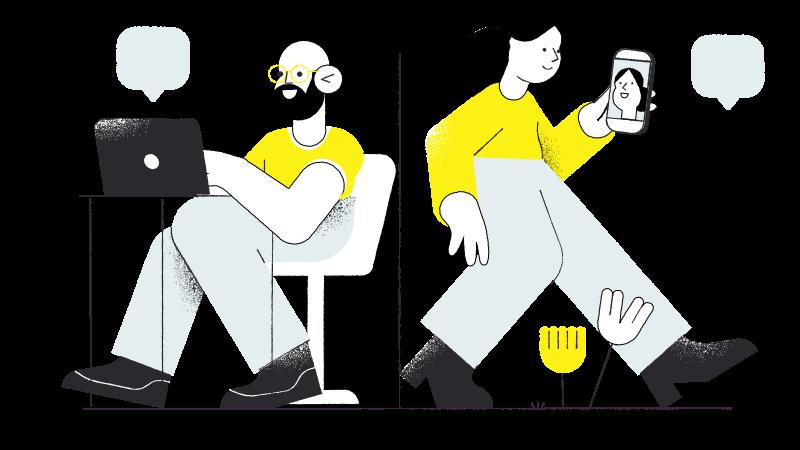 pozyskiwanie klienta a kontakt