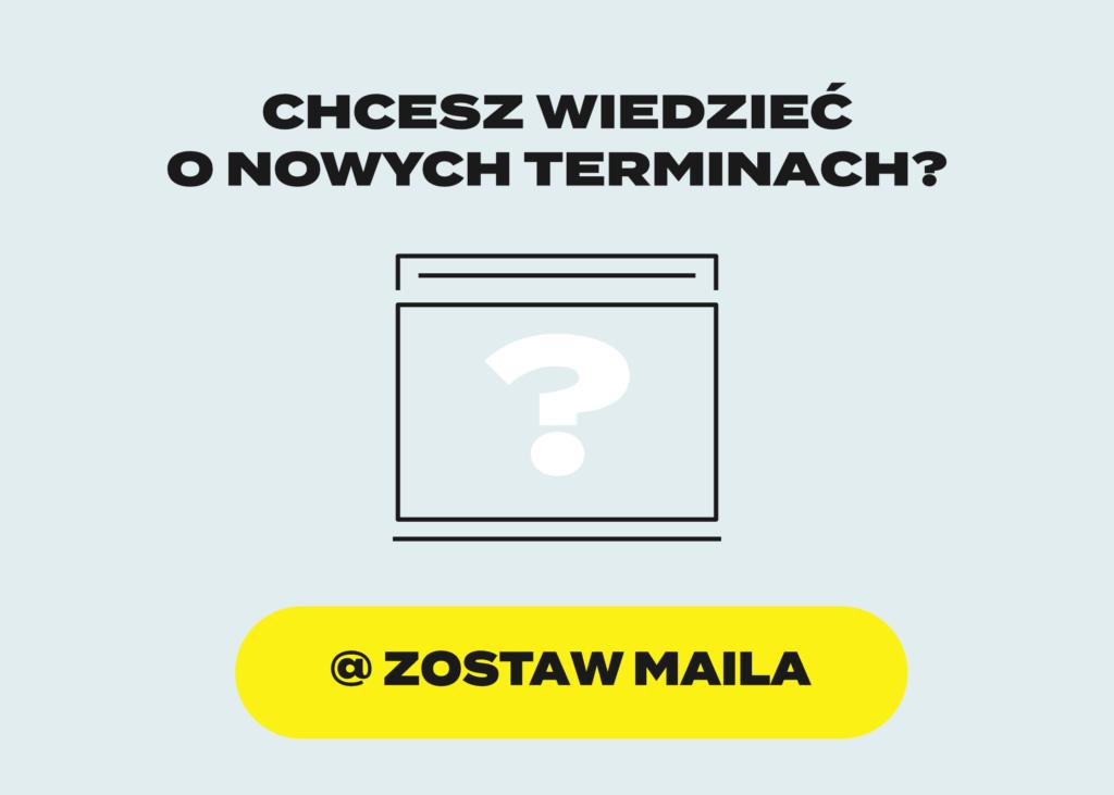 Treści, które sprzedają  Jacek Kłosiński warsztat nowe terminy